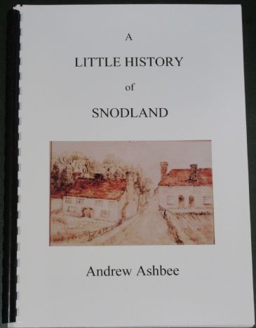 A Little History of Snodland, by Andrew Ashbee